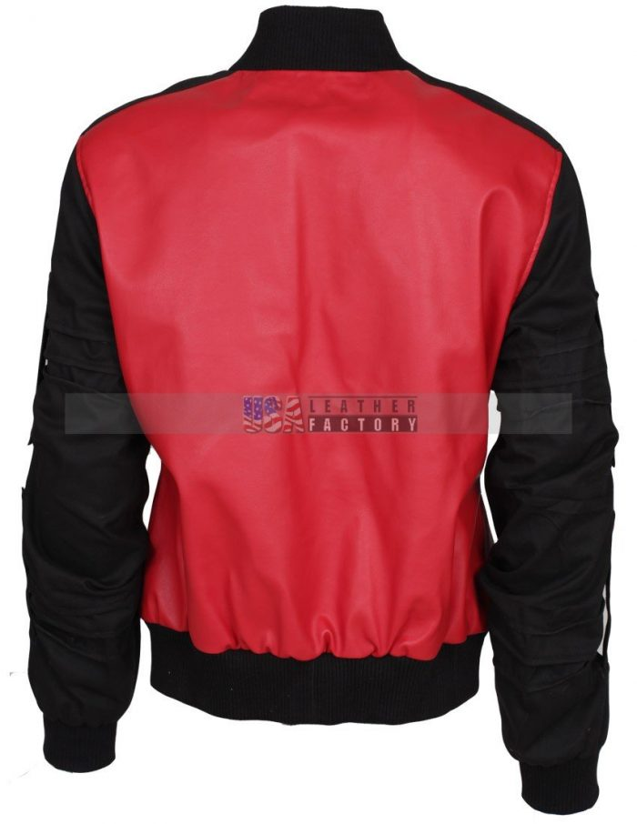 Back To The Future Marty McFly Jacket For Mens