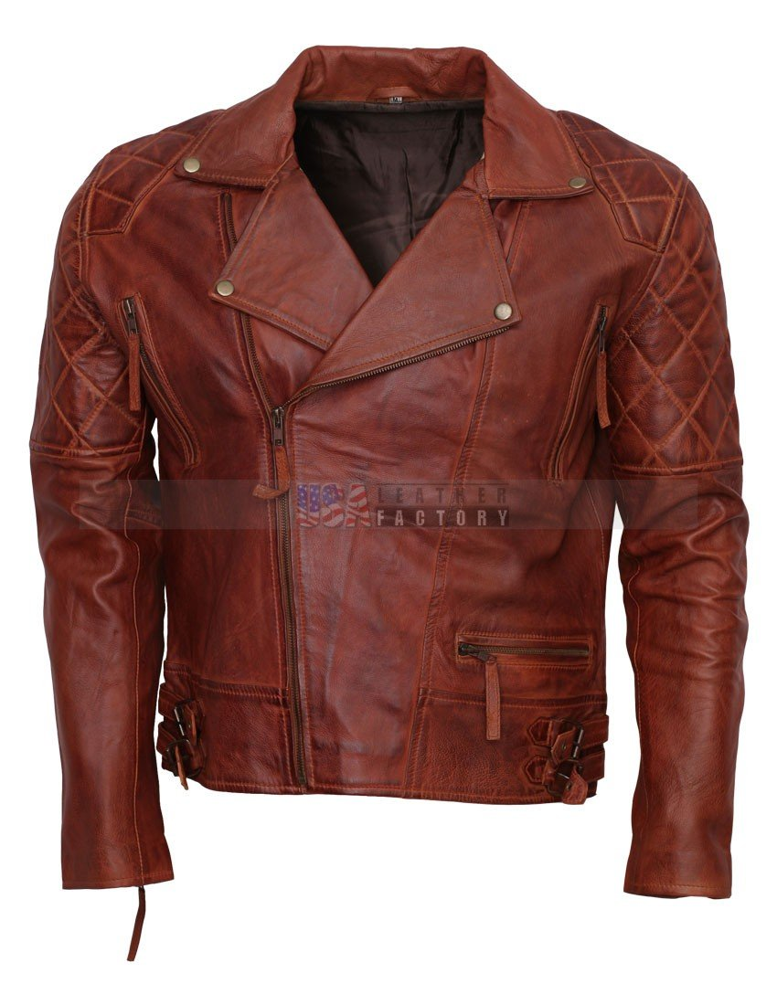 Stylish leather jackets for men