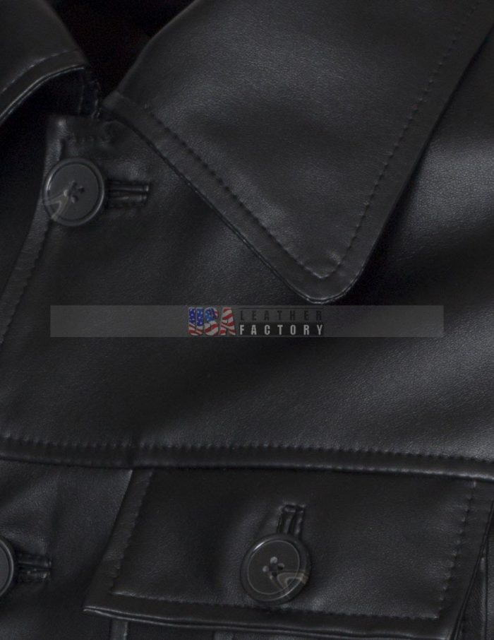 Elvis Presley Men Vintage Leather Jacket On Sale