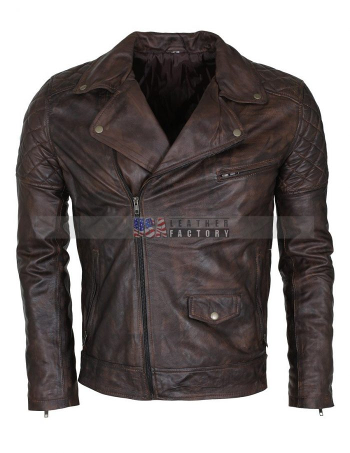 Italian Leather Jacket