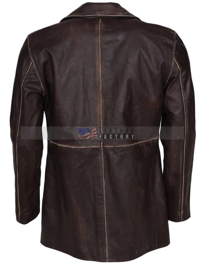 Supernatural Dean Winchester Distressed Brown Jacket Buy Now Sale