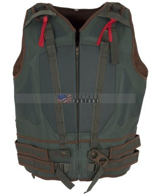 The Dark Knight Rises Bane Vest Halloween Costume