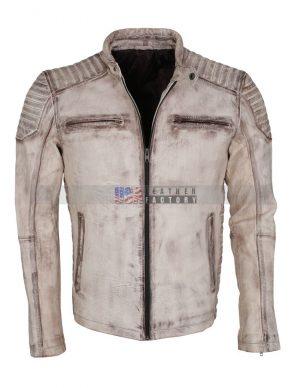 Italian Vintage leather Jacket