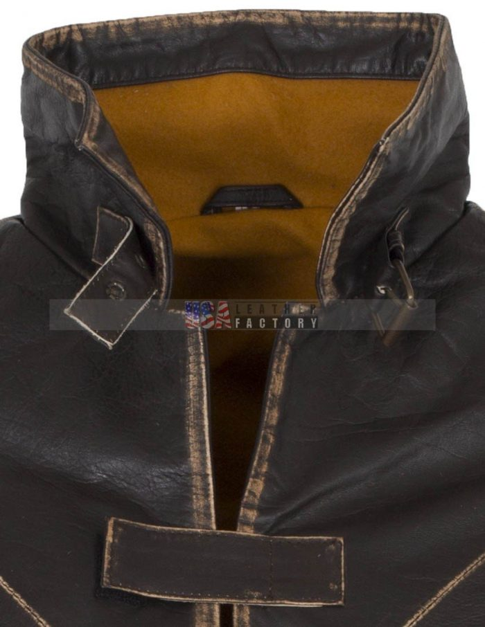 watch dogs aiden pearce leather coat costume Sale Free Shipping USA