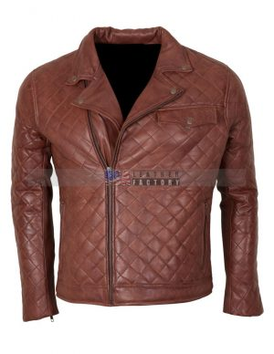 Soft Biker Leather Jacket
