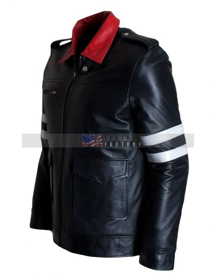Alex Mercer Leather Jacket