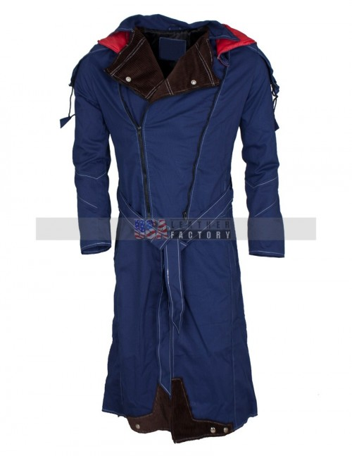 Assassin Creed Unity Coat Halloween Costume Sale Online