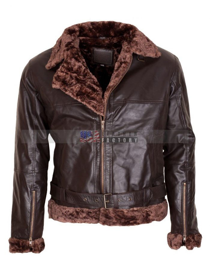 B3 Bomber Aviator Jacket