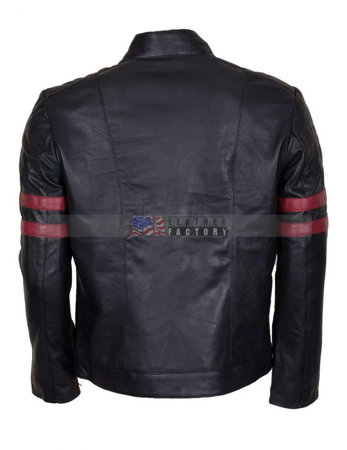 Mayhem Black Motorcycle Jacket
