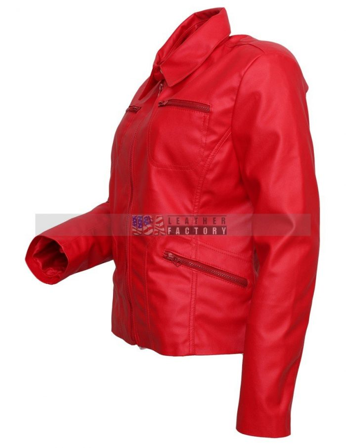 Emma Swan Leather Jacket