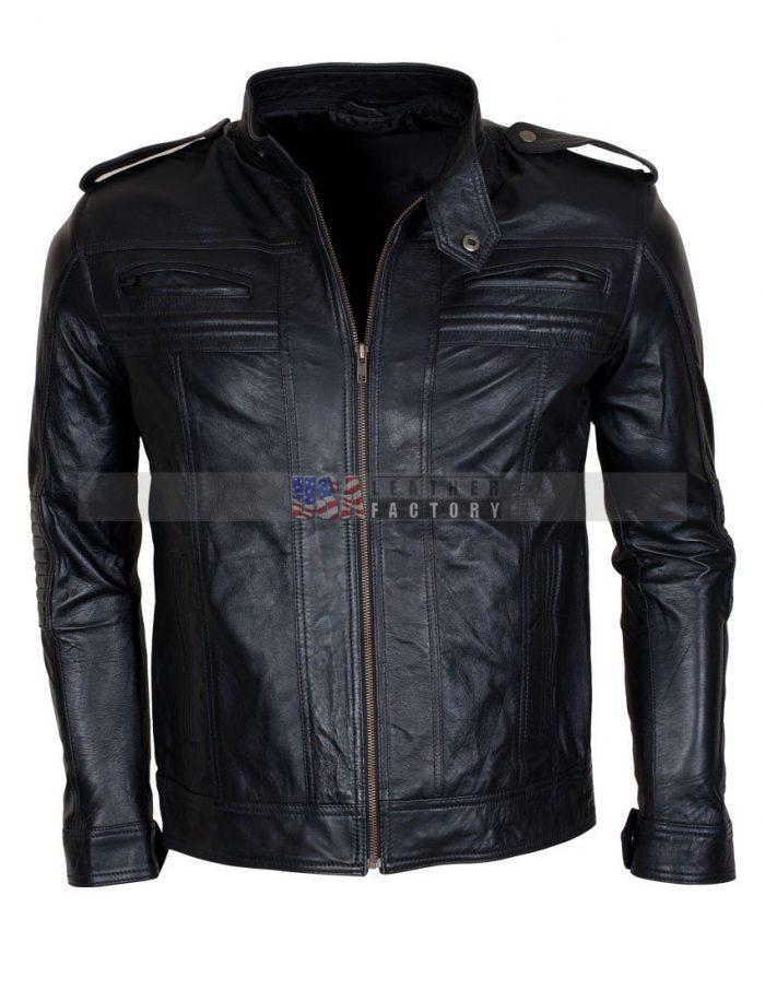 TNA AJ Leather Jacket