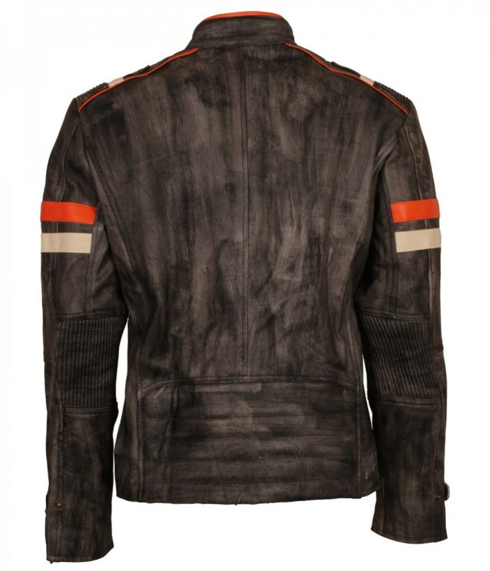 Retro Vintage Distressed Jacket