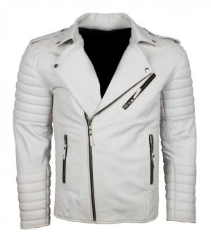 Boda Biker Leather Jacket