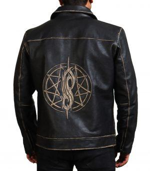 David Star Men Vintage Cowhide Jacket